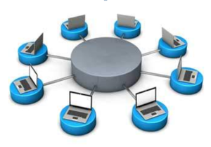 Intranet Network Server